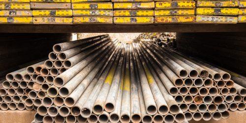new scaffold poles